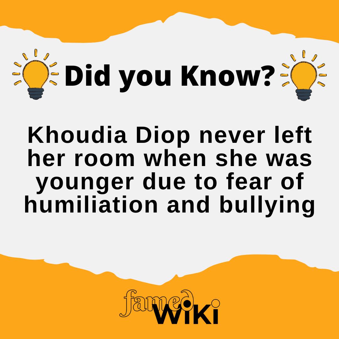 Khoudia Diop Facts
