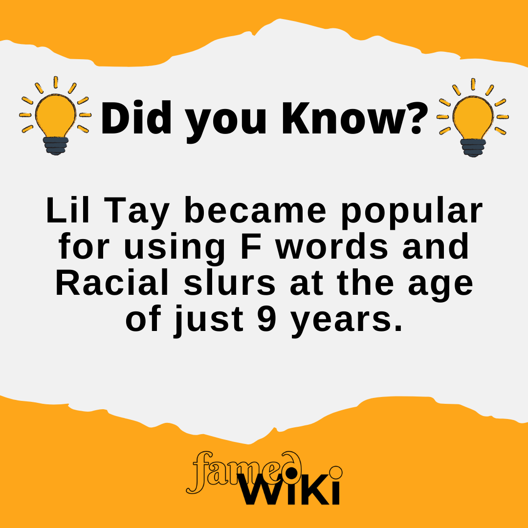 Lil Tay Facts