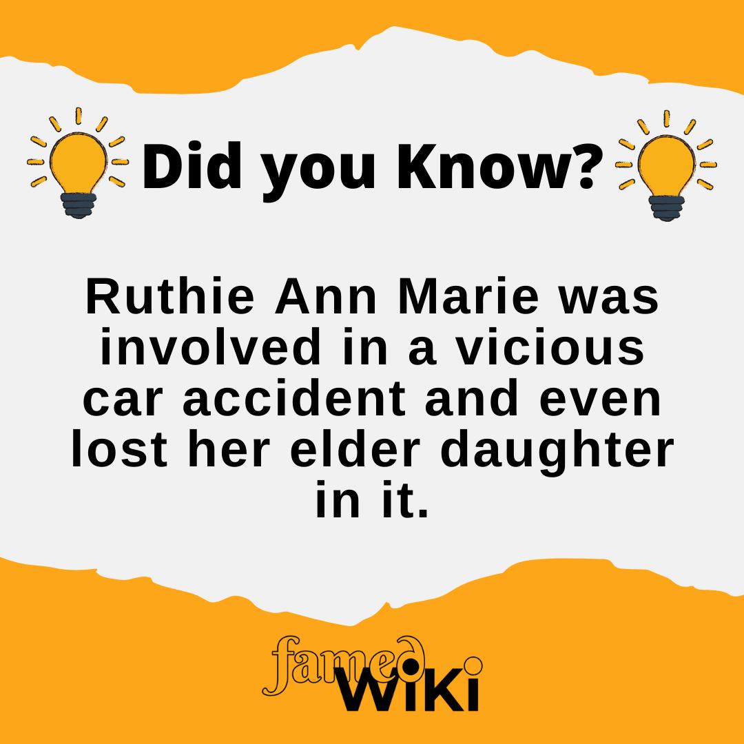 Ruthie Ann Marie Facts