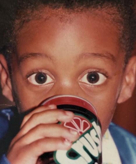 austin brown as a kid