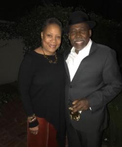 juanita jennings with her husband
