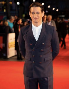 oliver locke at the premiere of greed