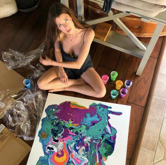 sarah mcdaniel painting